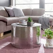 wohnzimmer designtisch aus aluminium miaoli