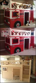 Unbelievable Fire Truck Bedding Twin Full Size Decorating Kids ...