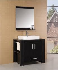 wade logan blaser 36 single modern bathroom vanity set with