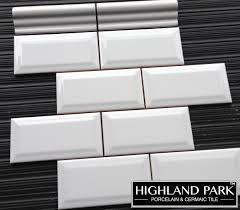 Menards White Subway Tile 3x6 by Beveled Subway Tile 3 6 U2033 Subway Tile For 3 00sf U0026 Free Shipping