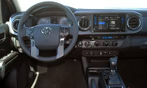 100 Toyota Truck Reviews Review 2018 Tacoma WHEELSca
