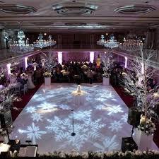 Winter Wonderland Wedding Venues