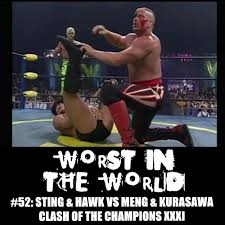 Halloween Havoc 1997 Cagematch by The Wrestling Section Worst In The World Sting U0026 Hawk Vs Meng