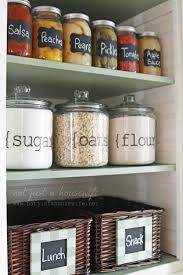 Kitchen Storage Ideas Pinterest by Best 25 Flour Storage Ideas On Pinterest Flour Storage