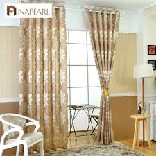 NAPEARL Rustic Style Window Treatments 3d Curtains With Tulle Kitchen Door Curtain Home Decoration