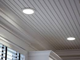 Vinyl Ceiling Tiles 2x2 by Drop Ceiling Tiles Installing White Decorative Grid Strips To The