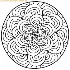 Mandala 140 Mandalas Mandalas Para Colorear Mandalas Y