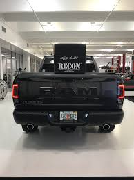 Dodge Ram OLED Taillights - Truck & Car Parts - 264369RD | RECON ...