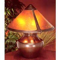 Mica Lamp Shade Company by Lodge Lamp 009 From Mica Lamp Company