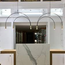 sxfyhxy moderne pendelleuchte led einfache wohnzimmer gu10