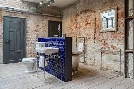 badezimmer im industrial design industrie badezimmer