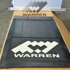 Mud Flap 24X36X1/2 Black Rubber With Logo - Warren Truck & Trailer ... Fast Flap Reasable Mud Hangers Youtube Truck Show Classics 2016 Oldtimer Stroe American Trucks 1993 Mack Rd688s Dump Truck Item Da3195 Sold November 3 Truckfax February 2014 Heavy Duty Dump For Sale Also Matchbox Transformer 6 Wheeler Capacity Used F550 Plus Hdware Custom Fit Brackets Sharptruckcom Crest Equipment Flaps Dodge Diesel Resource Forums Flaps Or Gravel Spreader And Gmc 3500 Reliance Trailer Transfers Semi Pictures