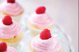recette de cupcake chocolat blanc à la framboise facile et rapide