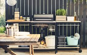 Garden Kitchen Ideas Create A Garden Kitchen Outdoor Dining Ideas Ikea