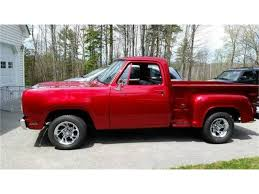 100 78 Dodge Truck 19 D100 For Sale ClassicCarscom CC1121148