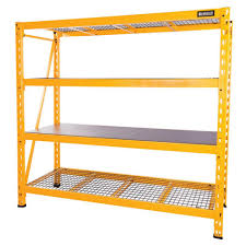 Charming Home Depot Heavy Duty Shelving - Our Reliable Shelves Design