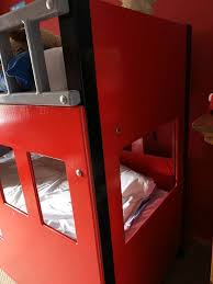 Fire Engine Bunk Bed - Very Sturdy! - Hand Made Bunkbed | In Moira ... Bedroom Fire Truck Bunk Bed For Inspiring Unique Refighter Stapelbed Funbeds Pinterest Trucks Car Bed 50 Engine Beds Station Imagepoopcom Firetruck Bunk 28 Images Best 25 Truck Beds Ideas Fire Diy Design Twin Kids 2ft 6 Short Jual Tempat Tidur Tingkat Model Pemadam Kebakaran Utk 2 With Do It Yourself Home Projects The Tent Cfessions Of A Craft Addict Fniture Wwwtopsimagescom Let Your Childs Imagination Run Wild This Magical School Bus