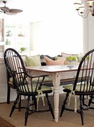 Related Image Kitchen Chair Cushions Chairs Black Dining Room Country