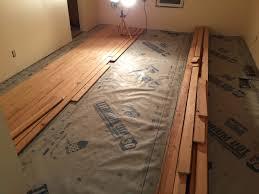 White Pine Wood Flooring