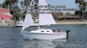 West Wight Potter International Marine Video