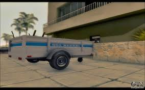 Truck Trailer: Gta San Andreas Truck Trailer Mod