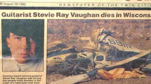 RIP Stevie Ray Vaughan 10 3 1954 8 27 1990