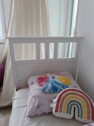 einzelbett bett kinderbett ikea hemnes