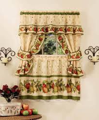 Sunflower Kitchen Curtains And Valances
