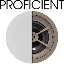 30 Degree Angled Ceiling Speakers by Audio Speakers In Ceiling Wave Electronics