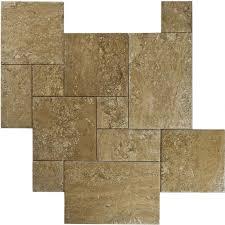 Versailles Tile Pattern Travertine by 4 Sz Travertine Versailles Tile Pattern Sets Bv Tile And Stone