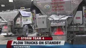 100 Truck Stores DPW Hardware Stores Prepare For First Snowfall