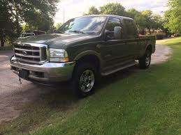 2004 Ford F 250 Super Duty Crew Cab King Ranch 6.0 Diesel For Sale