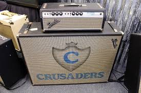 Fender Bassman Cabinet 1x15 by Vintage Fender Bassman 1968 2x15 Cabinet Reverb