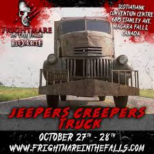 100 Truck From Jeepers Creepers Rue Morgue Get A Photo With The JEEPERS CREEPERS TRUCK