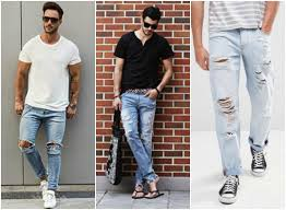 Mens Jeans Styles Top Casual Fashion