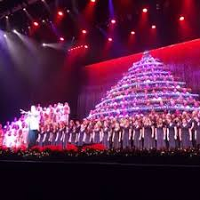 Photo Of Portlands Singing Christmas Tree