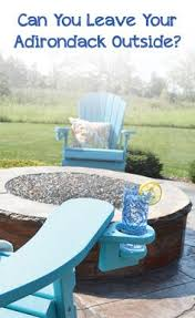 Outer Banks Polywood Folding Adirondack Chair by Outer Banks Poly Lumber Folding Adirondack Chair W Integrated