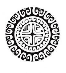 Polynesian Tattoo Symbols Meanings Marquesan Cross