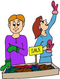 Clip Art Shopping 2