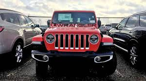 Spy Photos Of A 2018 Jeep Wrangler JL Reveal An Insane $45,000 ...