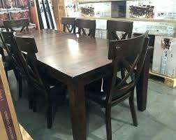 Dining Room Furniture Costco Canada Table Set