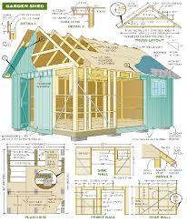 the diy garden shed plan shed diy plans