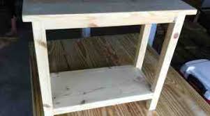 See Others Picture Of Small Wood Table Projects