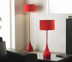 Threshold 3 Arm Arc Floor Lamp by Red Floor Lamp Rooms With Modern Floor Lamps That Steal The Show
