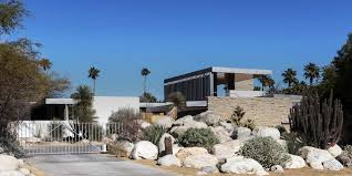 100 Desert House Kaufmann Visit California