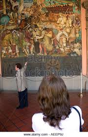 Famous Mexican Mural Artists by Diego Rivera Murals Mexico City Stock Photos U0026 Diego Rivera Murals