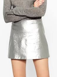 popular metallic mini skirt buy cheap metallic mini skirt lots