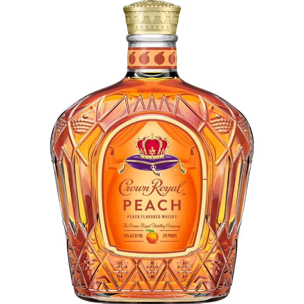 Crown Royal Peach Whisky  750ml