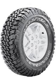 100 Goodyear Wrangler Truck Tires Mt S