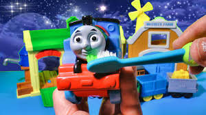 Thomas Tidmouth Sheds Mega Bloks by Thomas The Train Toddler Toothbrush Timer Video Thomas The Tank